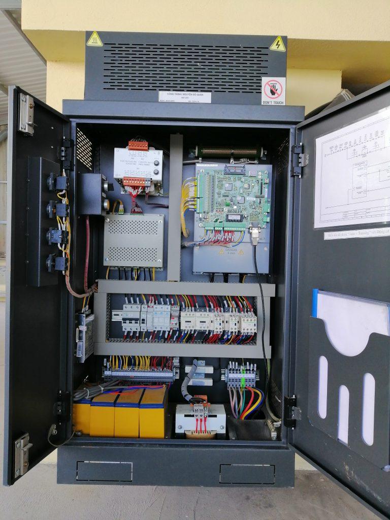 Tủ điện điều khiển STEP